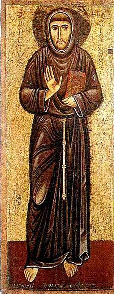 St. Francis, 13th Century