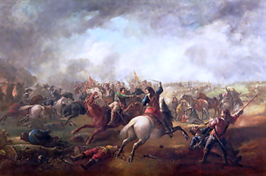 Battle of Marston Moor, 1644