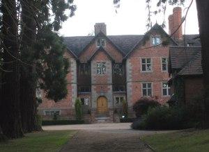 Diddington Hall. Photo: John Evans