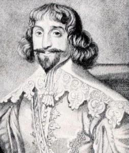 Sir Robert Ottley, Royalist